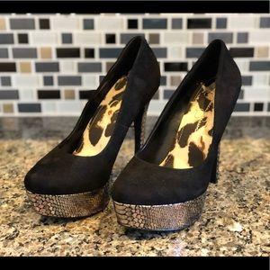 NWOT Jessica Simpson heels- Waleo